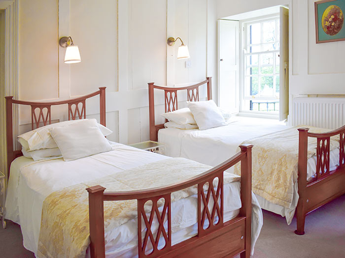 Twin Room Dartmoor Bed and Breakfast