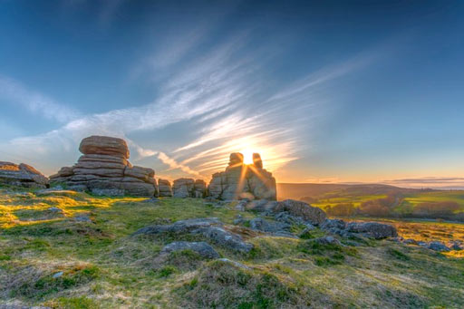 Dartmoor Bed and Breakfast near National Park Walks